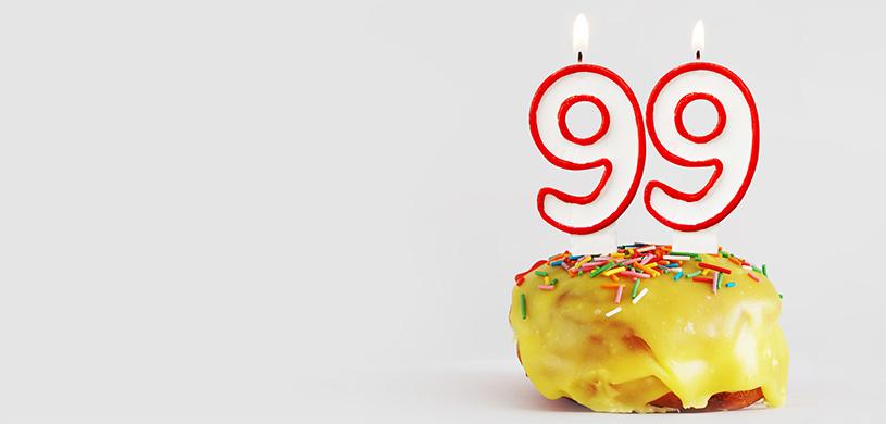 Поздравление с 68 летием женщину